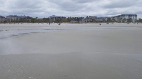 Beach on Hlton Head