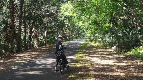 Biking in Palm Coast
