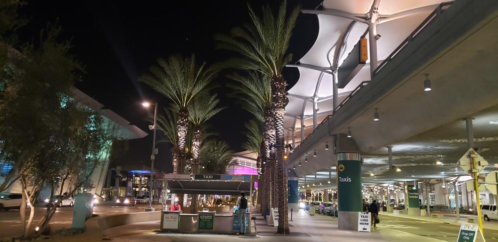 Arrival San Diego